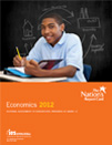 Cover from The Nation's Report Card: Economics 2012.