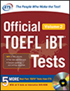 Official TOEFL iBT Tests Volume 2